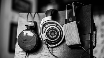 AKG Headphones wallpapers and stock photos