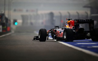 Infinity Red Bull Formula 1 Car wallpapers and stock photos