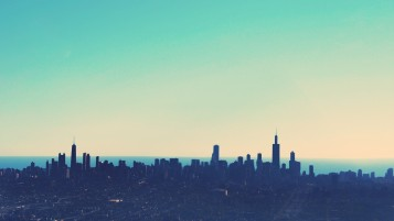 Chicago Cityscape wallpapers and stock photos