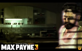 Max Payne 3 Artwork wallpapers and stock photos