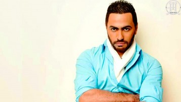 tamer hosny 2014 wallpapers and stock photos