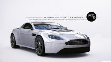 Next: 3D car designs - Aston Martin