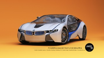 3D Car Designs - BMW wallpapers and stock photos