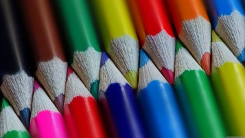 Coloured Pencils wallpapers and stock photos