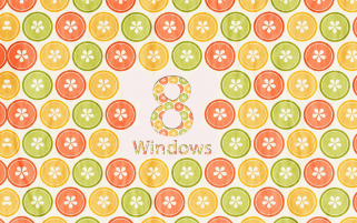 Windows 8 Color wallpapers and stock photos