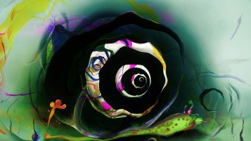 Abstract Snail wallpapers and stock photos