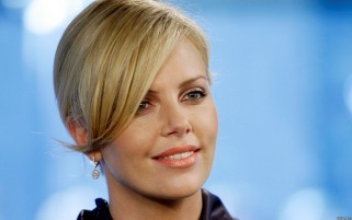 Charlize Theron Smile wallpapers and stock photos