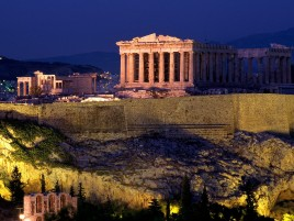 Acropolis of Athens wallpapers and stock photos