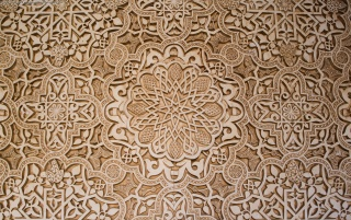 Inside Alhambra wallpapers and stock photos