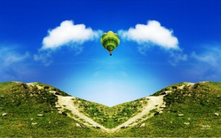 Previous: Hot Air Balloon Heart Nature