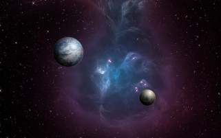 Outer Space Planets & Stars wallpapers and stock photos