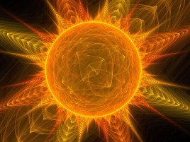 Abstract Sun wallpapers and stock photos