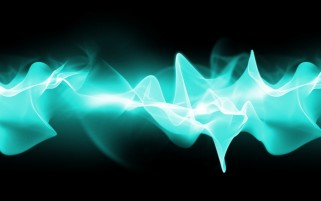 Turquoise Smoke Abstract wallpapers and stock photos