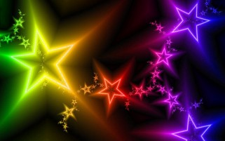 Bright Stars Colorful wallpapers and stock photos