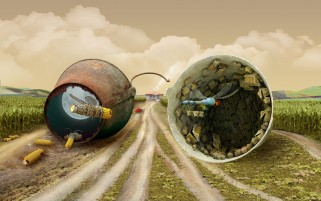 Bugs Pail Farm Control Work wallpapers and stock photos