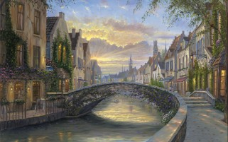 Belgium Painting wallpapers and stock photos