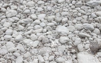 White Pebbles wallpapers and stock photos