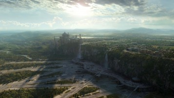 Naboo Scenery wallpapers and stock photos