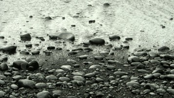 Dark Grey Pebbles wallpapers and stock photos
