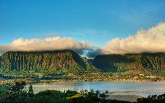 Koolau and H3 wallpapers and stock photos