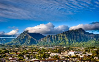 Heeia Kaneohe wallpapers and stock photos