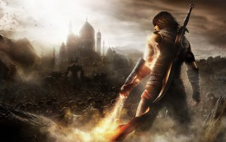 Prince Of Persia The Forgotten Sands Artwork wallpapers and stock photos