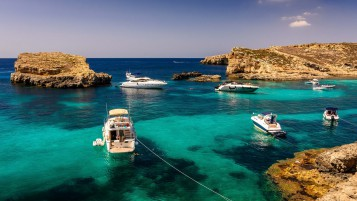 Malta Sea Corner wallpapers and stock photos