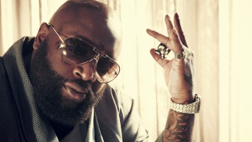 Rick Ross Close-up wallpapers and stock photos