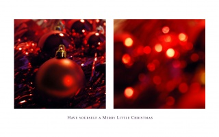 Merry Little Christmas wallpapers and stock photos