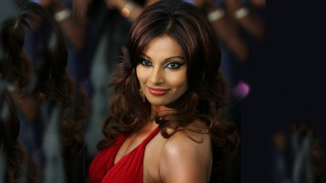 Bipasha Basu Wearing a Red Dress wallpapers and stock photos