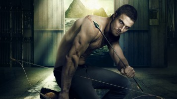 Oliver Green Arrow wallpapers and stock photos