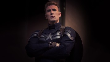 Next: Captain America Close-up