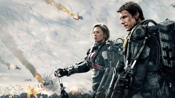 Edge of Tomorrow Poster wallpapers and stock photos
