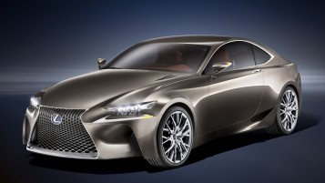 Lexus LF CC Concept wallpapers and stock photos