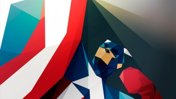 Captain America Art wallpapers and stock photos