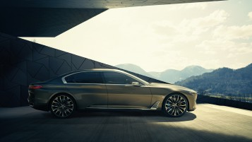 BMW Vision Concept Side wallpapers and stock photos
