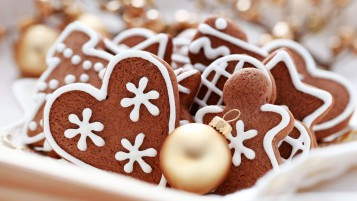 Christmas Sweets wallpapers and stock photos
