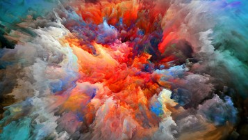 Colors Explosion wallpapers and stock photos