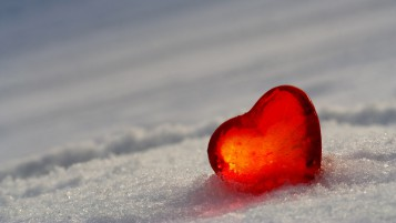 Ruby Heart wallpapers and stock photos
