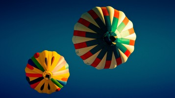 Random: Hot Air Balloons