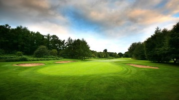 Golf Field wallpapers and stock photos