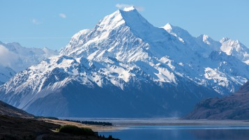 Mount Cook wallpapers and stock photos