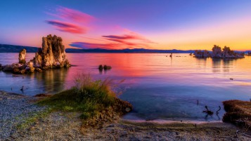 California Pink Sky wallpapers and stock photos