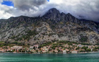 Dobrota Montenegro wallpapers and stock photos
