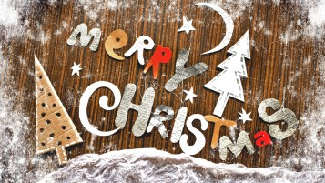 Merry Christmas Wish wallpapers and stock photos