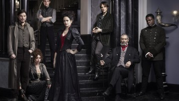 Penny Dreadful Characters wallpapers and stock photos