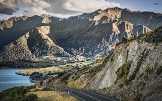 Random: Rocky Mountains New Zealand