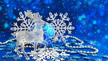Glass Reindeer wallpapers and stock photos