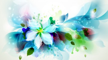 Beautiful Flower Art wallpapers and stock photos