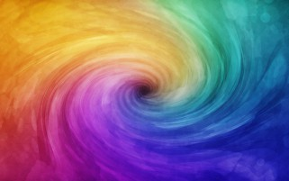 Vortex Rainbow Abstract wallpapers and stock photos